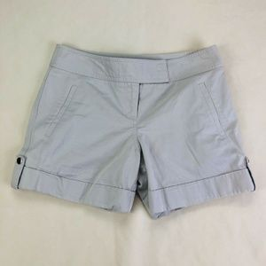 Ann Taylor LOFT Women's Size 4 White Shorts
